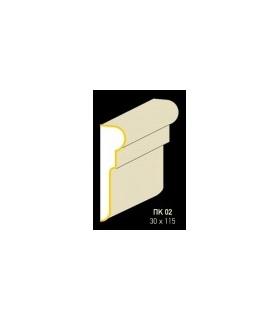 Προφίλ Sandline B 4 (115cm) διαθέσιμη ποσότητα 12 τεμάχια