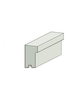 Προφίλ E 1 (115cm) διαθέσιμη ποσότητα 19 τεμάχια