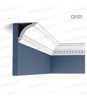 ΔΙΑΚΟΣΜΗΤΙΚΟ ΠΗΧΑΚΙ - ΚΟΡΝΙΖΑ ΤΟΙΧΟΥ (ΟΡΟΦΗΣ) ΠΥΚΝΗΣ ΕΝΙΣΧΥΜΕΝΗΣ ΠΟΛΥΣΤΕΡΙΝΗΣ (DUROPOLYMER) CX101