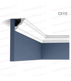 ΔΙΑΚΟΣΜΗΤΙΚΟ ΠΗΧΑΚΙ - ΚΟΡΝΙΖΑ ΤΟΙΧΟΥ (ΟΡΟΦΗΣ) ΠΥΚΝΗΣ ΕΝΙΣΧΥΜΕΝΗΣ ΠΟΛΥΣΤΕΡΙΝΗΣ (DUROPOLYMER) CX110